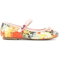 Chaussures Fille Ballerines / babies Lulu LB110002T Orange