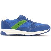 Chaussures Enfant Baskets basses Crazy MK6020F6E.C Bleu