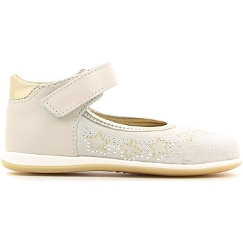Chaussures Fille Ballerines / babies Crazy MK0168A6E.T Beige