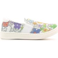 Chaussures Enfant Baskets basses Crazy MK1063B6E.X Blanc