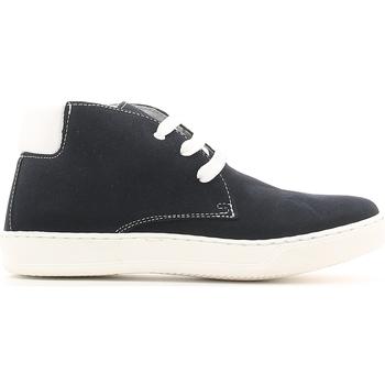 Chaussures Enfant Boots Crazy MK6052F6E.X Bleu
