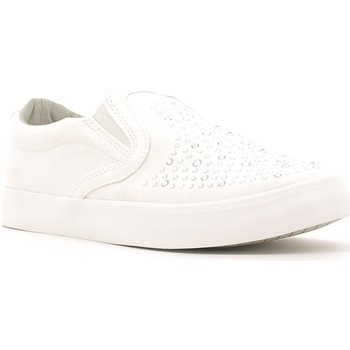 Chaussures Enfant Slip ons Lumberjack SG08105 002 C02 Blanc