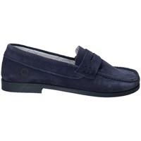 Chaussures Enfant Mocassins Melania ME3608F6E.A2 Bleu