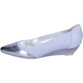 Chaussures Femme Ballerines / babies Hogan BK686 Bleu