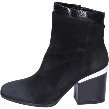 Chaussures Femme Bottines Hogan BK687 Noir