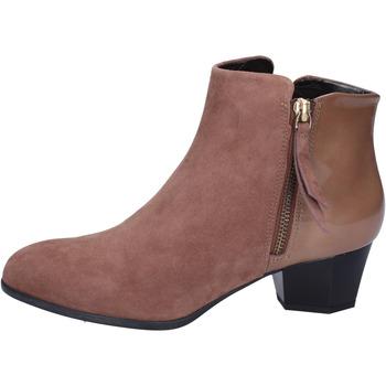 Chaussures Femme Bottines Hogan BK688 Marron
