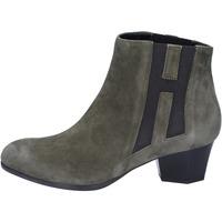 Chaussures Femme Bottines Hogan BK698 Vert