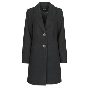 Vêtements Femme Manteaux Only ONLNATALIA Noir