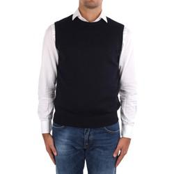 Vêtements Homme Gilets / Cardigans La Fileria 14290 55168 Bleu