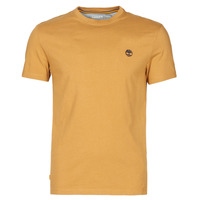 Vêtements Homme T-shirts manches courtes Timberland SS DUNSTAN RIVER POCKET TEE SLIM Beige