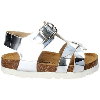 Chaussures Fille Sandales et Nu-pieds Bamboo BAM-215 Gris