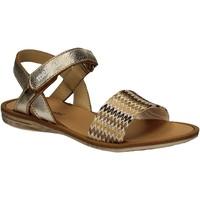 Chaussures Fille Sandales et Nu-pieds Melania ME4074D7E.E Jaune