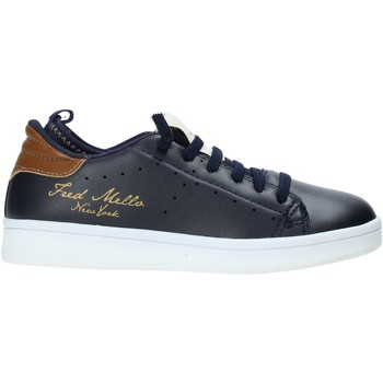 Chaussures Enfant Baskets basses Fred Mello W19-SFK201 Bleu
