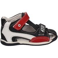 Chaussures Enfant Sandales et Nu-pieds Melania ME0809A7E.A Bleu