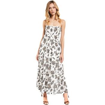 Vêtements Femme Robes longues Gaudi 011FD15004 Blanc