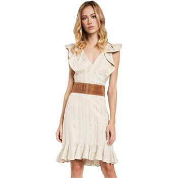 Vêtements Femme Robes courtes Gaudi 011FD15057 Beige