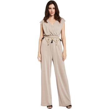 Vêtements Femme Combinaisons / Salopettes Gaudi 011FD24001 Beige