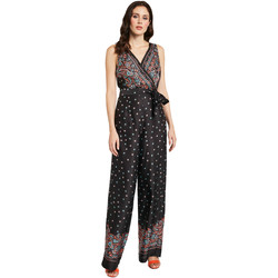 Vêtements Femme Combinaisons / Salopettes Gaudi 011FD25027 Noir