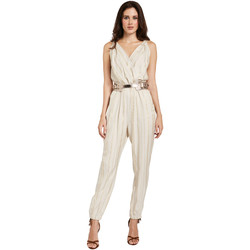 Vêtements Femme Combinaisons / Salopettes Gaudi 011FD25028 Beige