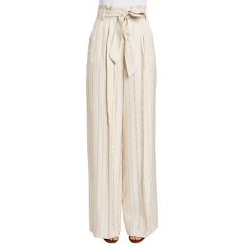 Vêtements Femme Pantalons fluides / Sarouels Gaudi 011FD25029 Beige