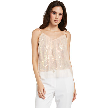 Vêtements Femme Tops / Blouses Gaudi 011FD45036 Rose