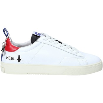 Chaussures Homme Baskets basses Gas GAM914021 Blanc