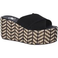 Chaussures Femme Mules Exé Shoes G41007057004 Noir