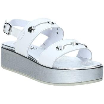Chaussures Femme Sandales et Nu-pieds Susimoda 285625-01 Blanc