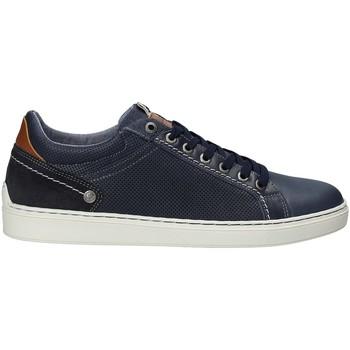 Chaussures Homme Baskets basses Wrangler WM91021A Bleu