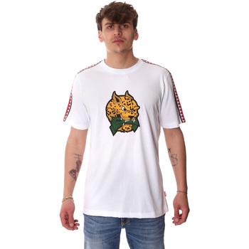 Vêtements Homme T-shirts manches courtes Sprayground 20SP032WHT Blanc
