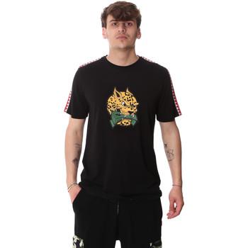 Vêtements Homme T-shirts manches courtes Sprayground 20SP032BLK Noir