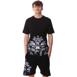 Vêtements Homme T-shirts manches courtes Sprayground 20SP012 Noir