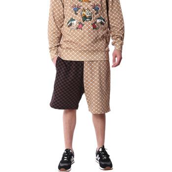 Vêtements Homme Shorts / Bermudas Sprayground 20SP029 Marron