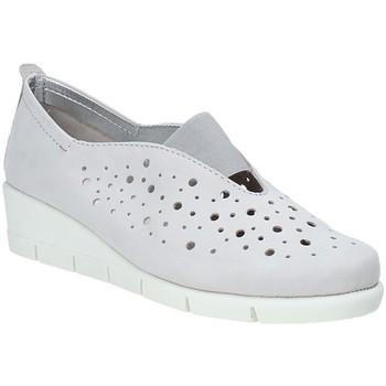 Chaussures Femme Slip ons The Flexx B235_34 Gris
