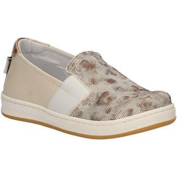 Chaussures Fille Slip ons Melania ME2107D7E.C Blanc
