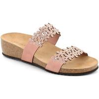 Chaussures Femme Mules Grunland CB2478 Rose