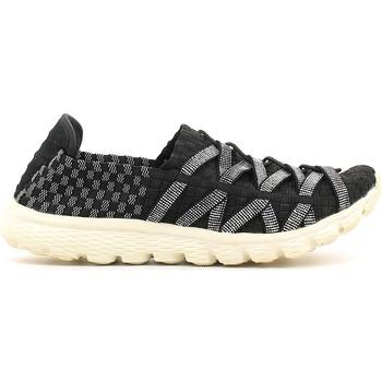 Chaussures Femme Slip ons Rock Spring 870008 Noir