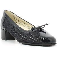 Chaussures Femme Escarpins Grace Shoes E6301 Bleu