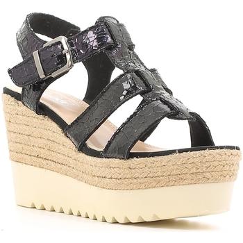 Chaussures Femme Sandales et Nu-pieds Police 883 BIG4503 Noir