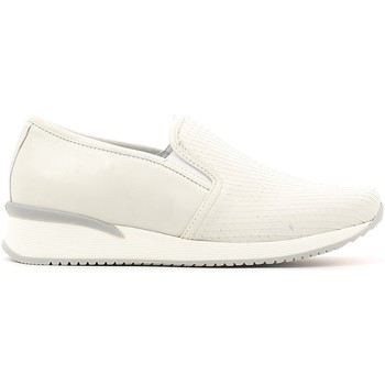 Chaussures Femme Slip ons Keys 5217 Blanc