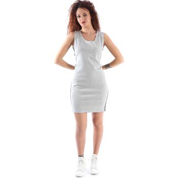 Vêtements Femme Robes courtes Y Not? Y16PE012-12 Gris