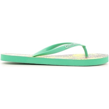 Chaussures Femme Tongs Gio Cellini 93 Vert