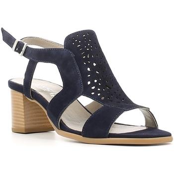 Chaussures Femme Sandales et Nu-pieds Keys 5414 Bleu