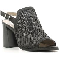 Chaussures Femme Sandales et Nu-pieds Keys 5427 Noir
