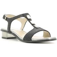Chaussures Femme Sandales et Nu-pieds Keys 5405 Noir