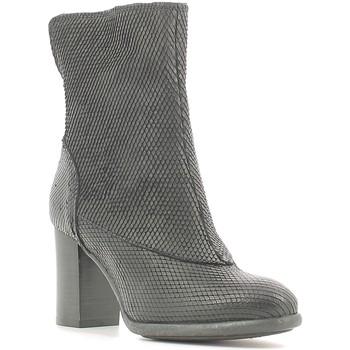 Chaussures Femme Bottines Fabbrica Dei Colli UP 2 216 Noir