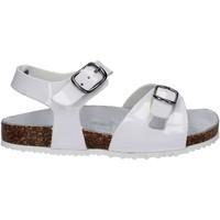 Chaussures Fille Sandales et Nu-pieds Melania ME4070D7E.A Blanc