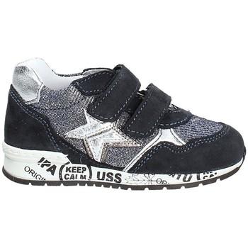 Chaussures Enfant Baskets basses Melania ME1152B7I.B Bleu