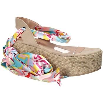 Chaussures Femme Sandales et Nu-pieds Fornarina PE18TE3073 Rose