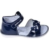 Chaussures Fille Sandales et Nu-pieds Melania ME8028B9E.C Bleu